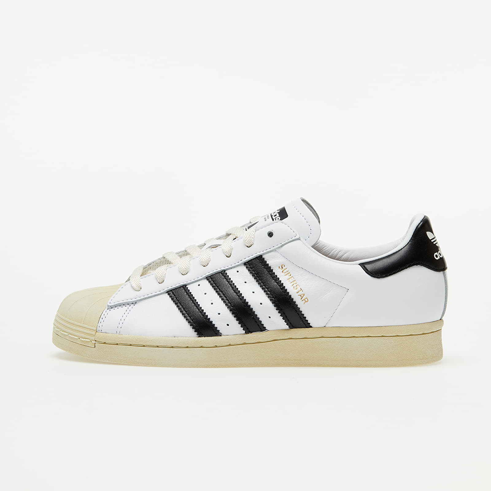 Férfi cipők adidas Superstar Ftw White/ Core Black/ Blue