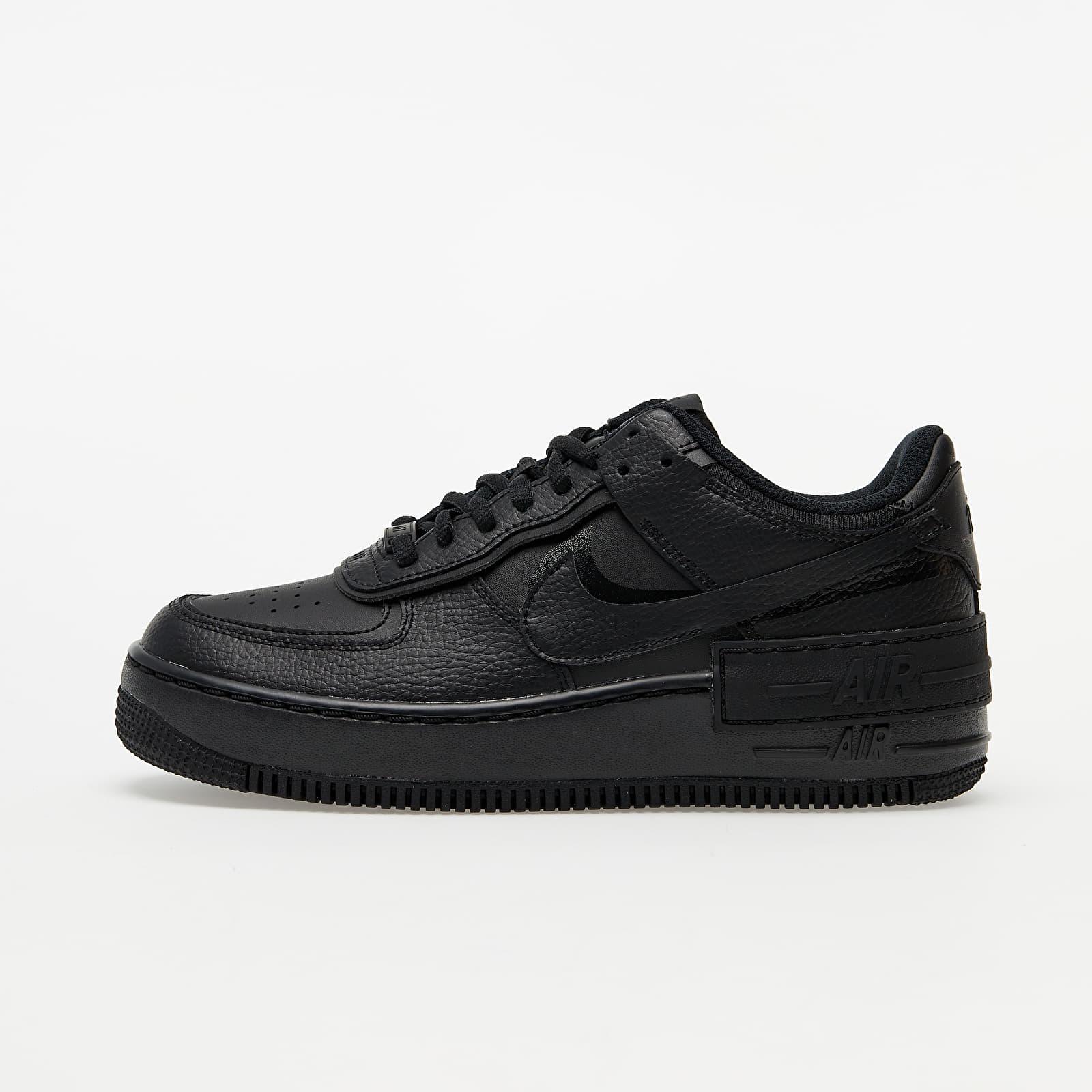 Nike W Air Force 1 Shadow Black/ Black-Black EUR 42