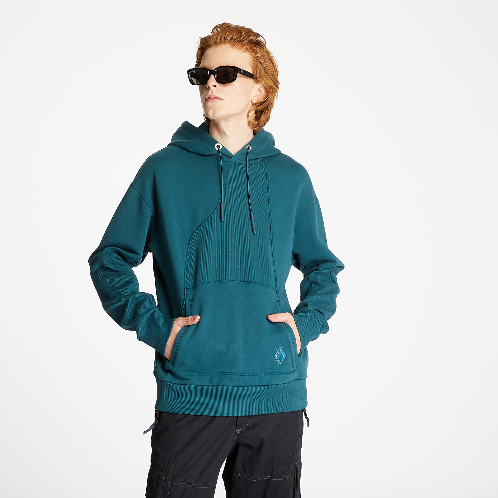 Sweatshirts A-COLD-WALL* Contour Hoodie Atlantic