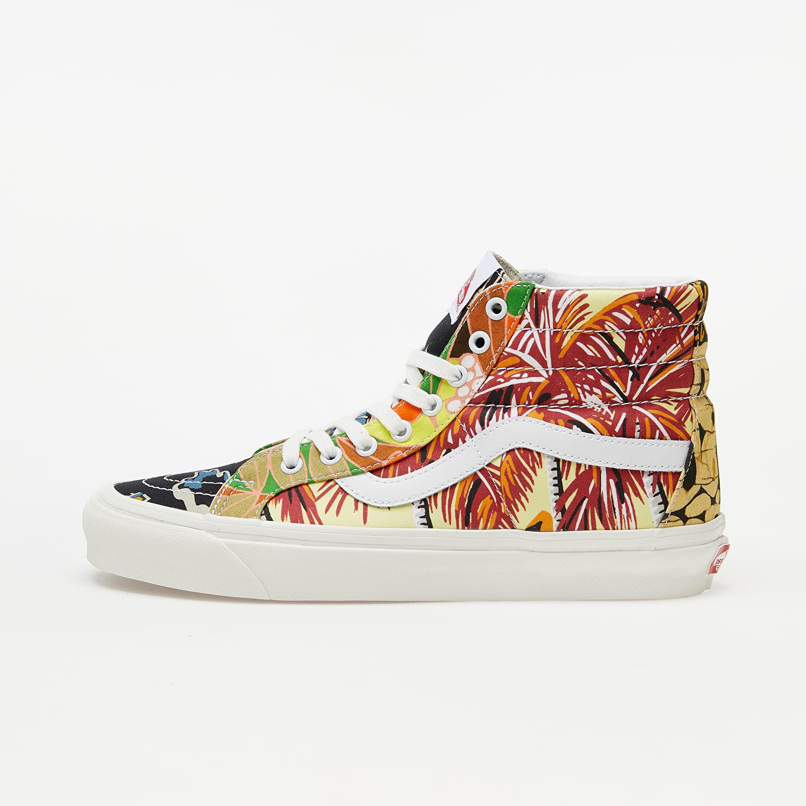 Férfi cipők Vans Sk8-Hi 38 DX (Anaheim Factory) Hoffman Fabrics/ Native Mix