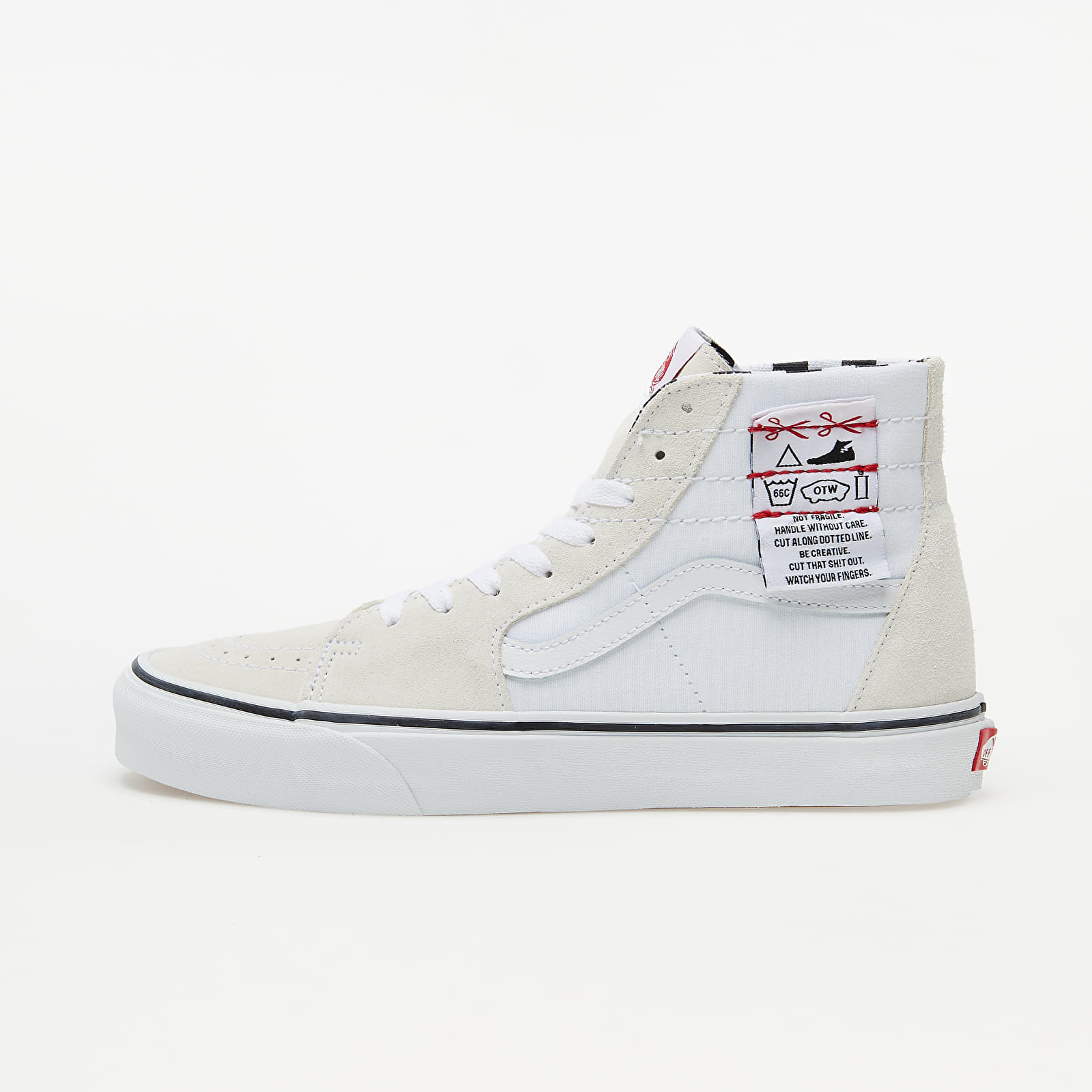 Chaussures et baskets homme Vans Sk8-Hi Tapered (Diy) White/ Tru