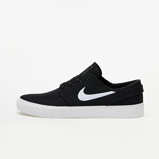 Gaseoso Hamburguesa Esplendor  Men's shoes Nike SB Zoom Stefan Janoski Canvas RM Black/ White-Thunder Grey-Gum  Light Brown