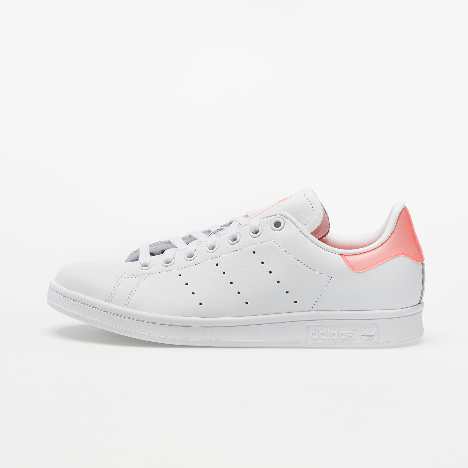 Dámske topánky a tenisky adidas Stan Smith W Ftw White/ Signature Pink/ Ftw White