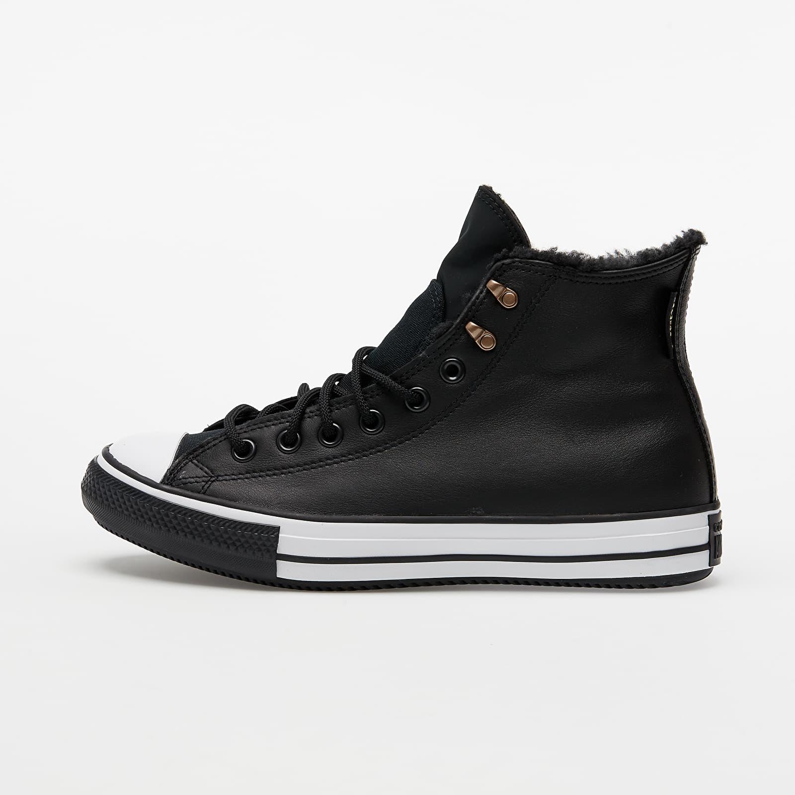 Men's shoes Converse Chuck Taylor All Star Winter Hi Black/ Black/ White