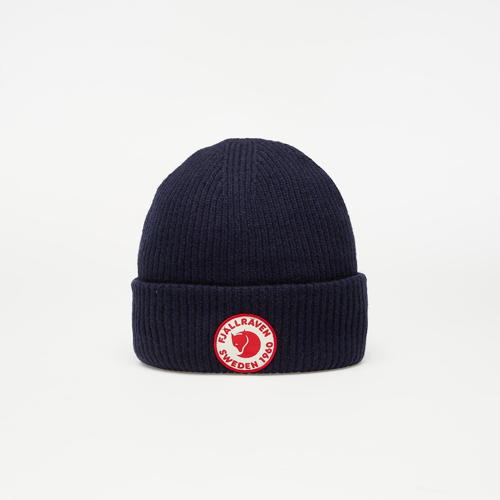 Шапки Fjällräven 1960 Logo Hat Dark Navy