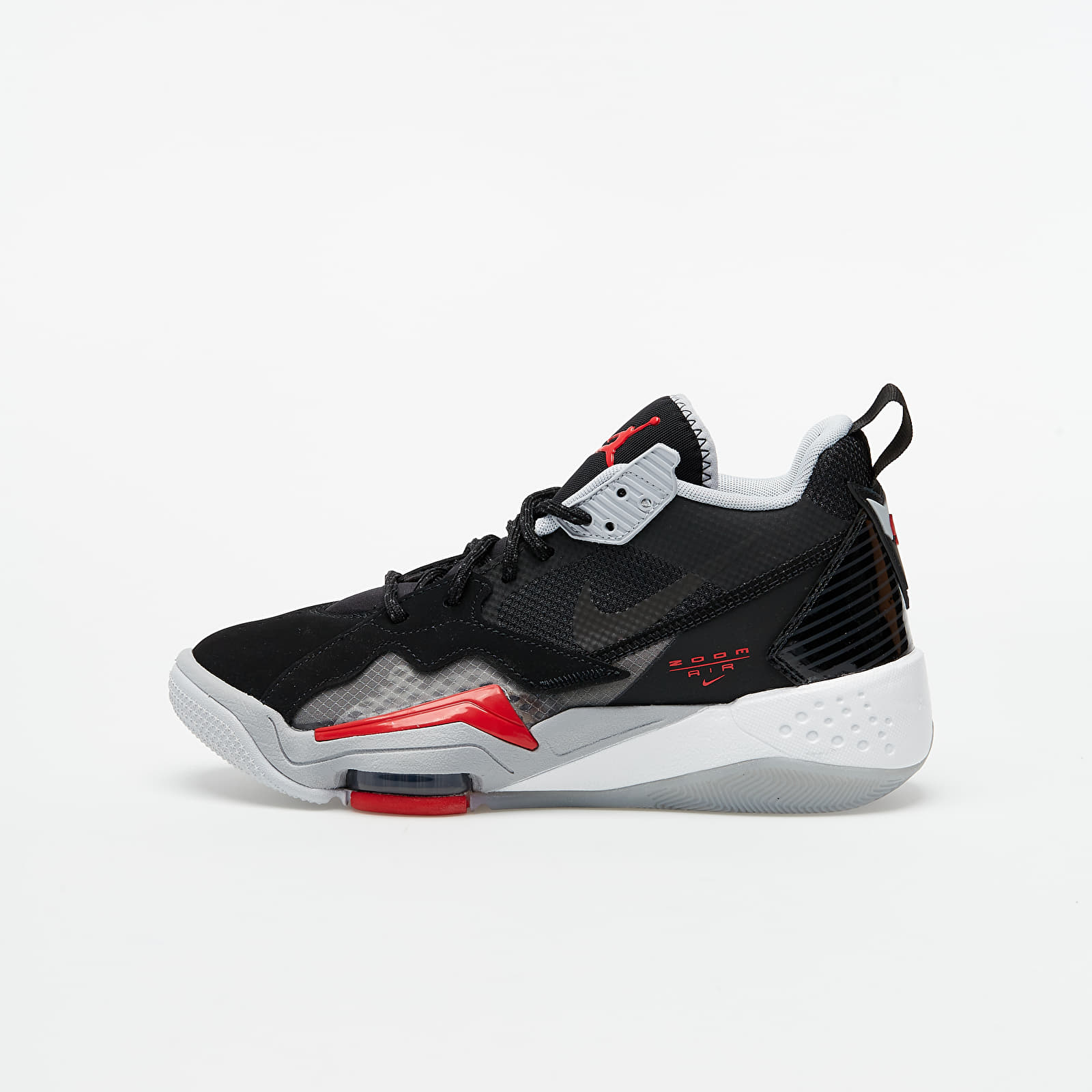Zapatillas de niño Jordan Zoom '92 (GS) Black/ University Red-Anthracite-Sky Grey