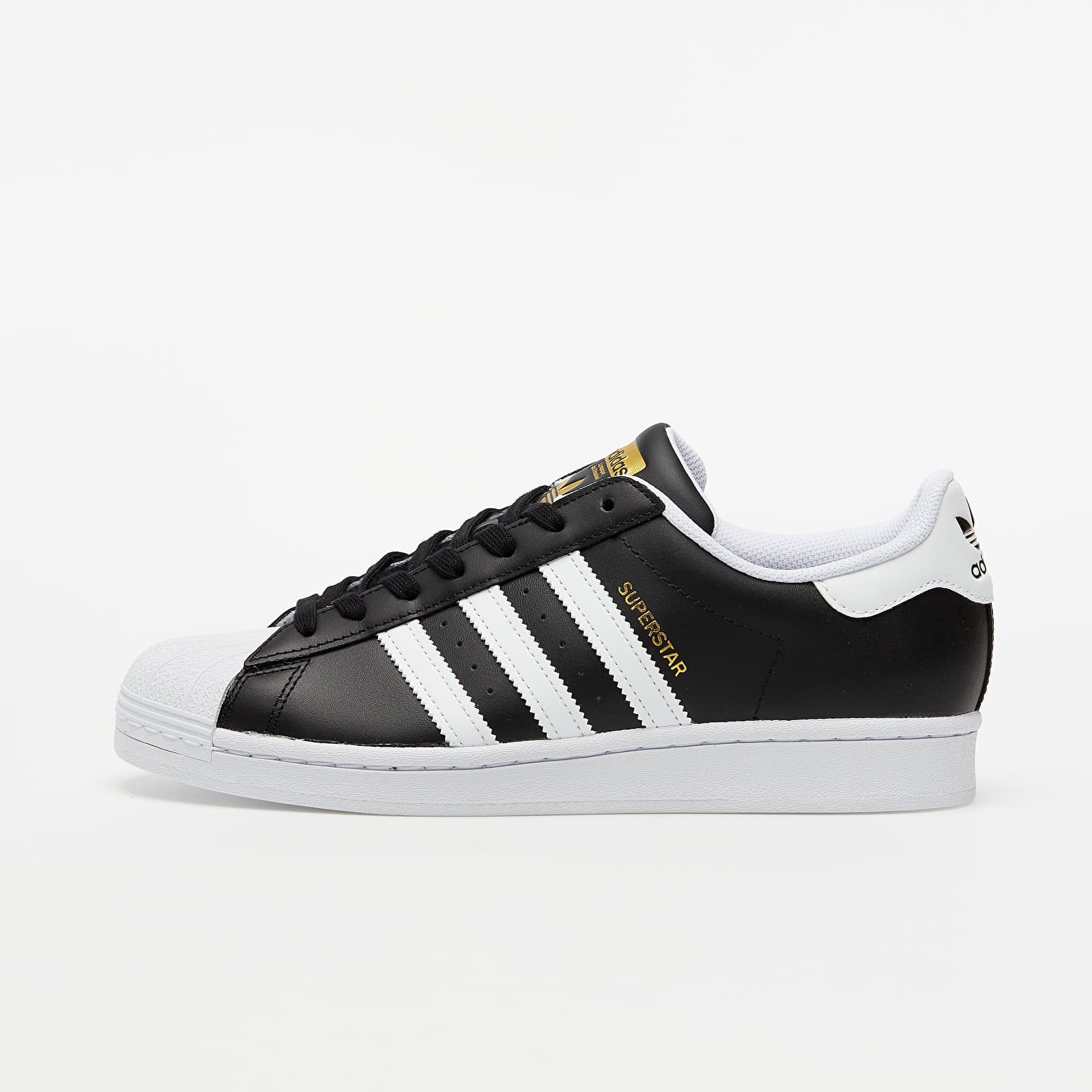adidas Superstar Core Black/ Ftw White/ Gold Metalic EUR 42