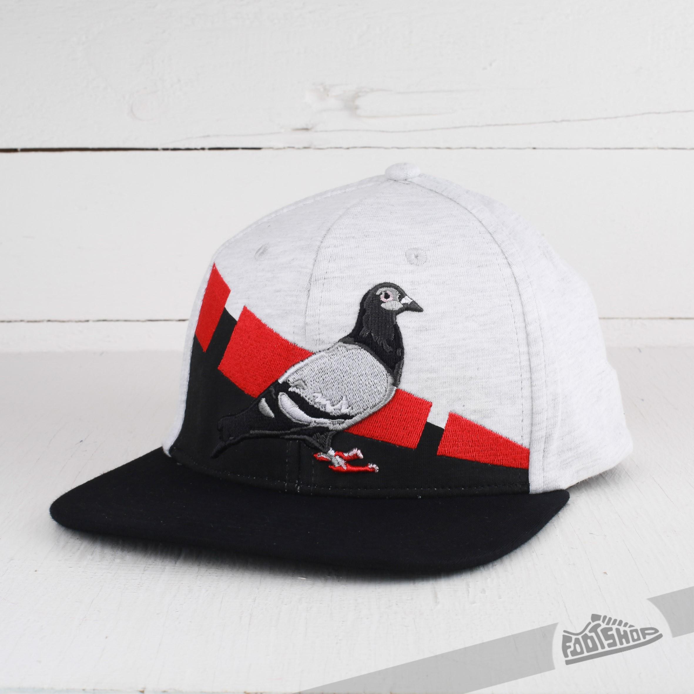 bffc9ec67a224 Staple Retro Pigeon Grey Snapback