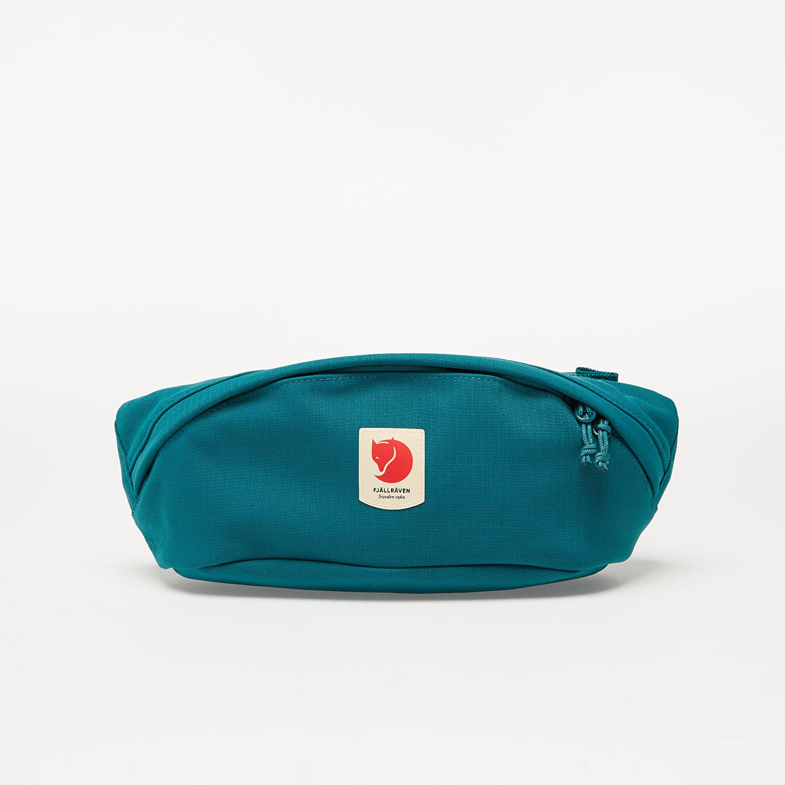 Nerki Fjällräven Ulvö Medium Hip Pack Peacock Green