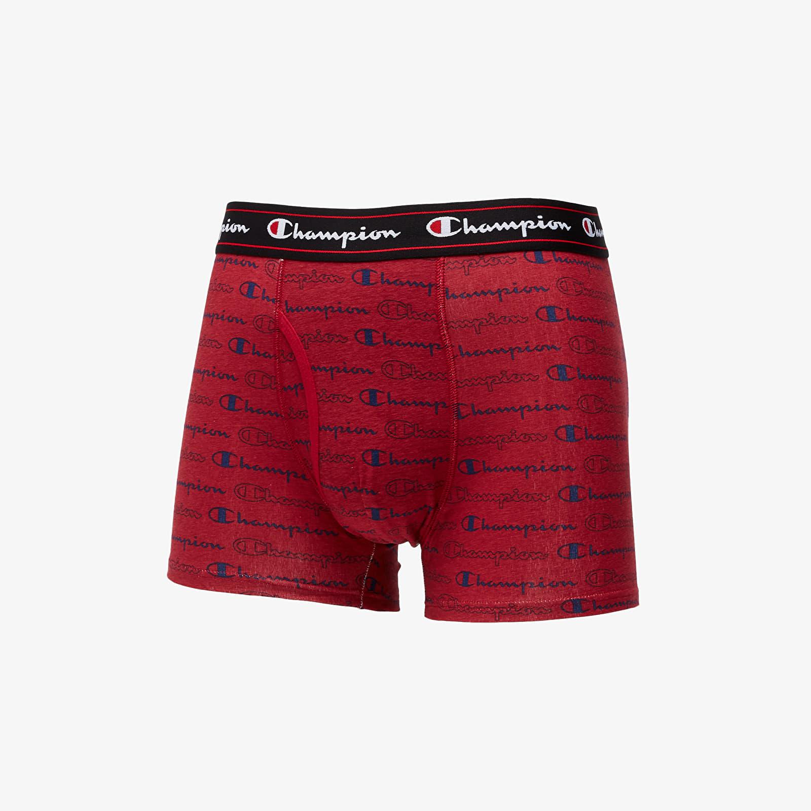 Underwear Champion Rochester Boxer Red