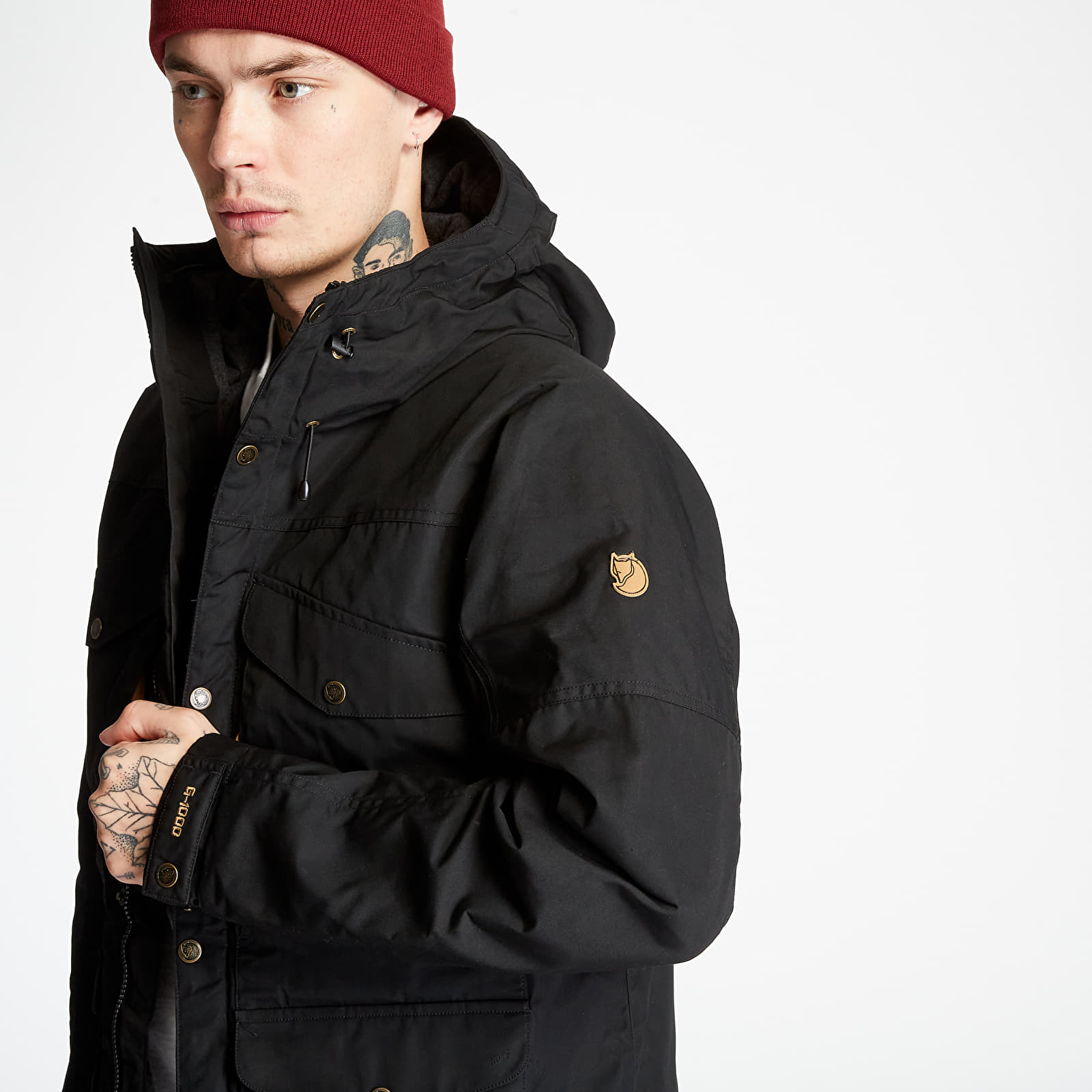 Giacche Fjällräven Vidda Pro Wool Padded Jacket Black