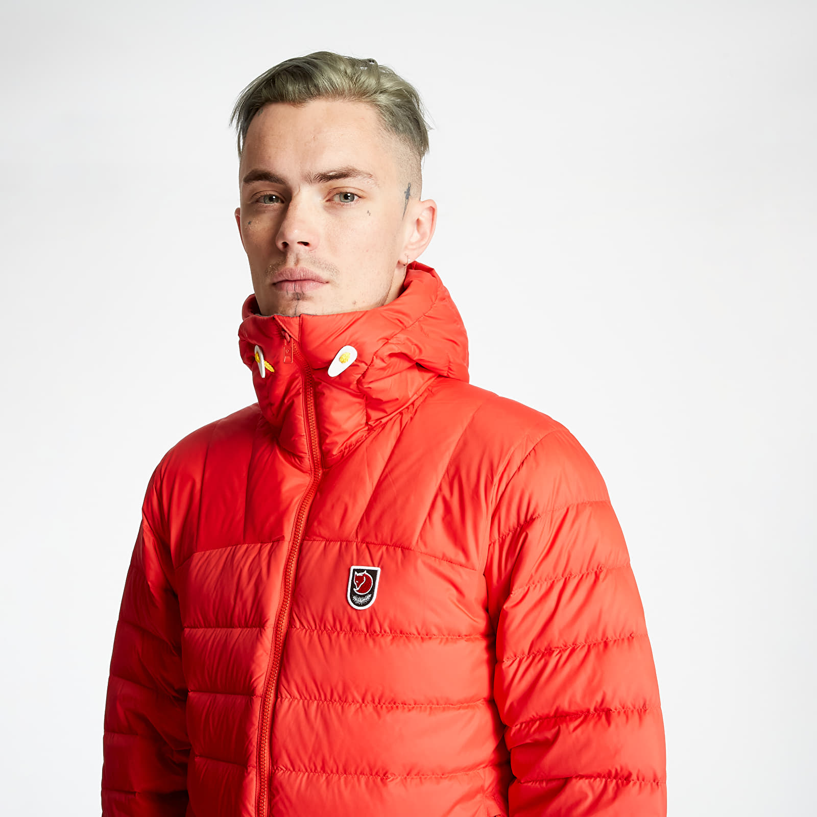 Jakne Fjällräven Expedition Pack Down Jacket True Red