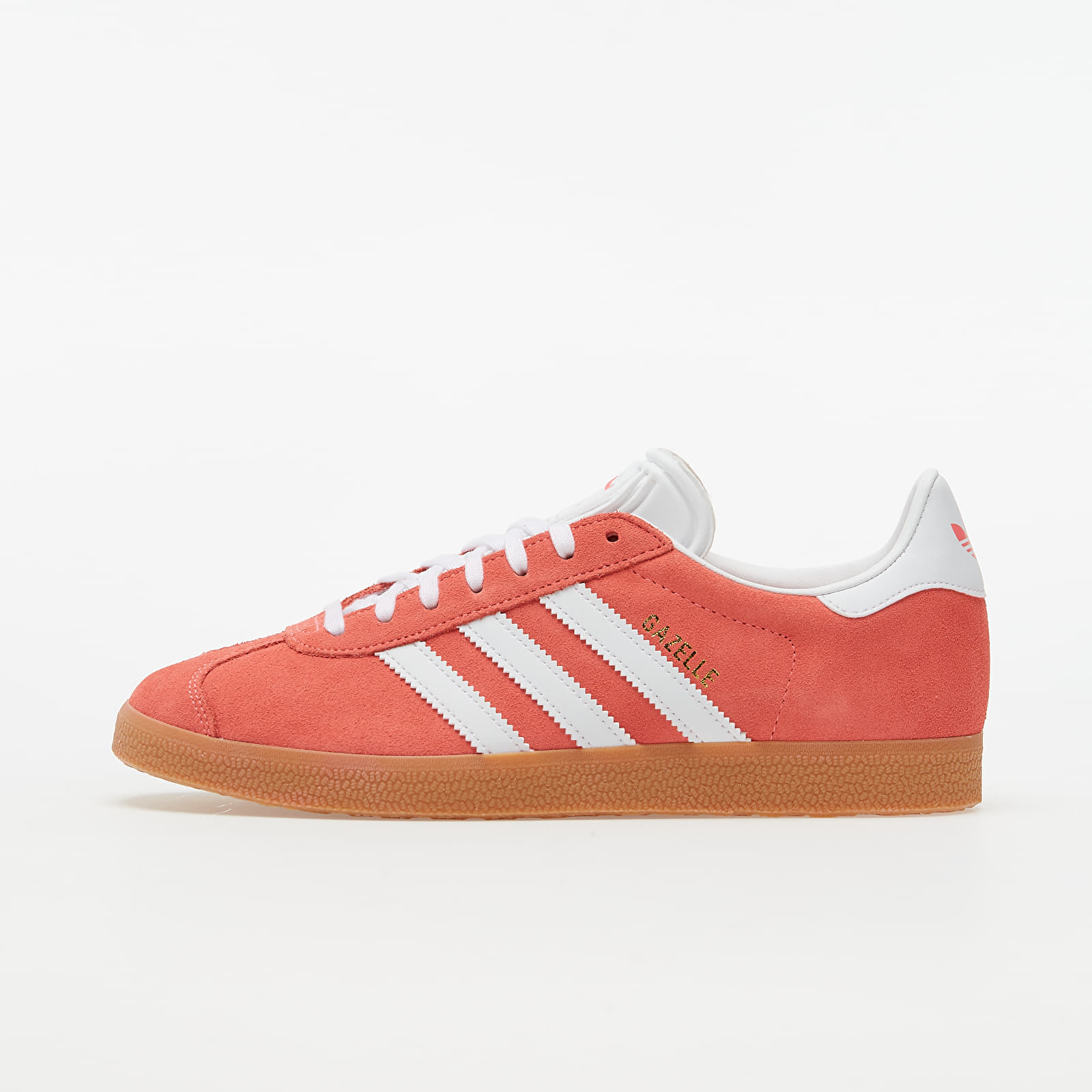 adidas Gazelle W Semi Flash Red/ Ftw White/ Gum 2 EUR 37 1/3