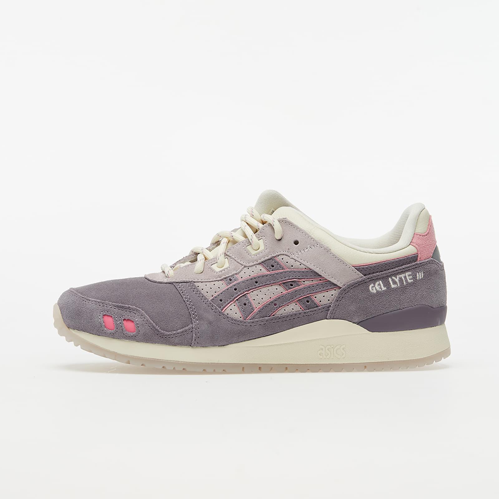 Încălțăminte și sneakerși pentru bărbați Asics x END. Gel - Lyte III OG Lavender Grey/ Ivory