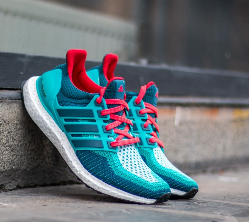 Men's shoes adidas Ultra Boost M Green