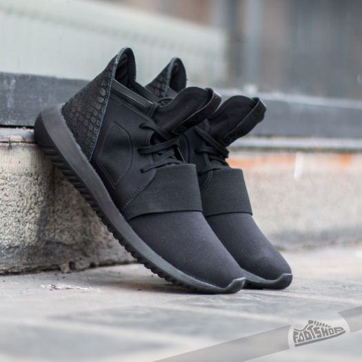best loved 431a9 9166f adidas Tubular Defiant W Core Black/ Core Black/ Ftw White ...