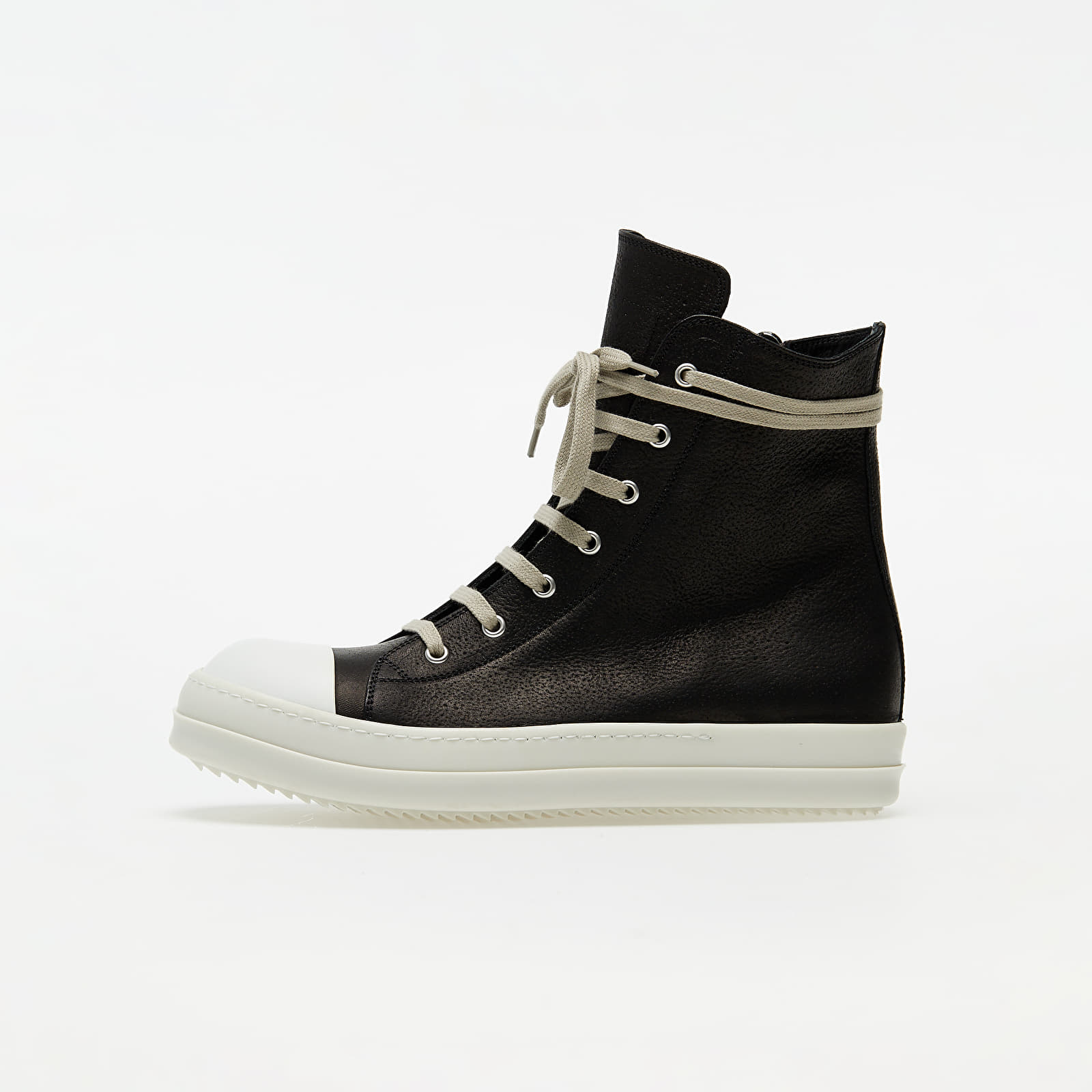 Chaussures et baskets homme Rick Owens Sneakers Black/ White