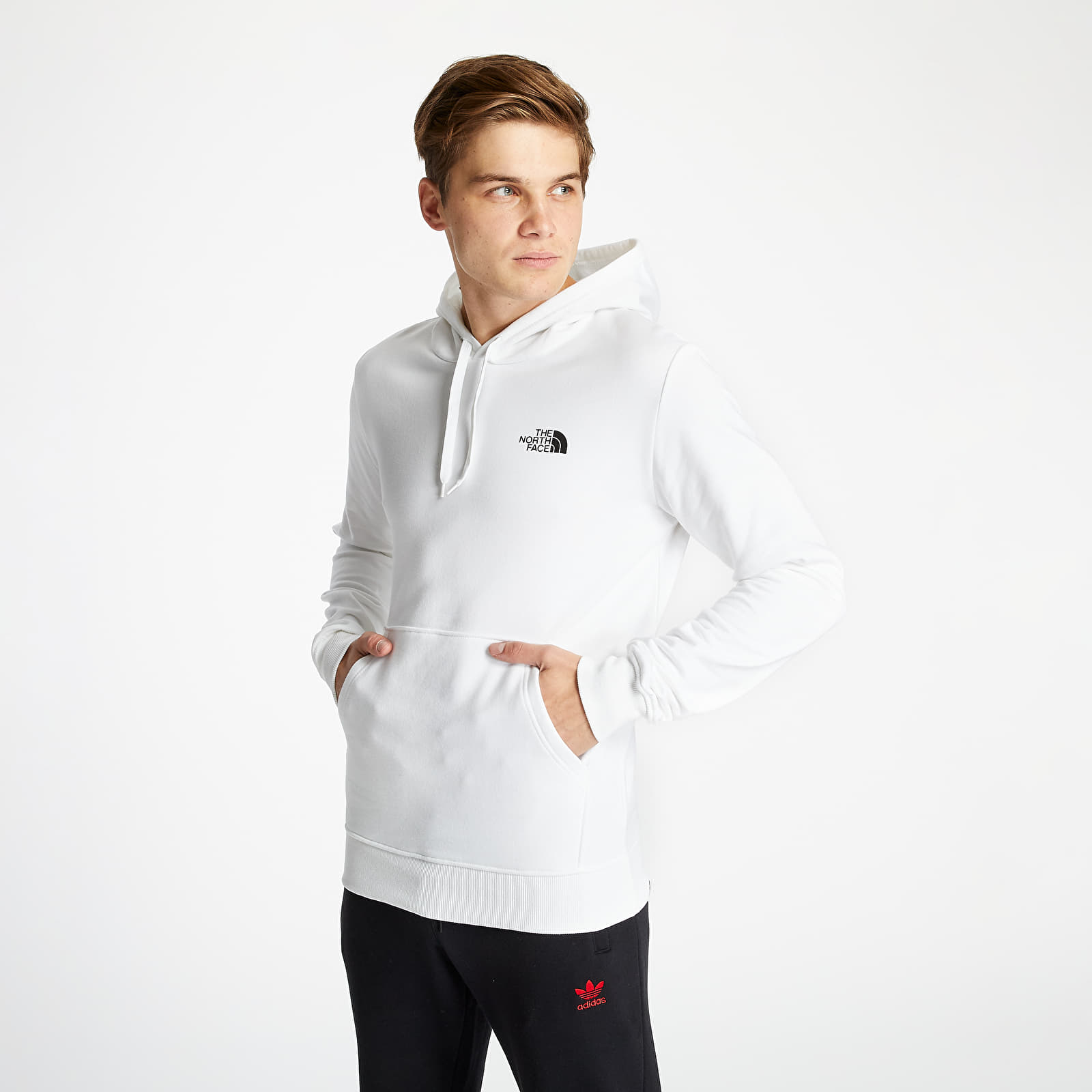 Hanorace și bluze The North Face Geodome Hoodie Tnf White