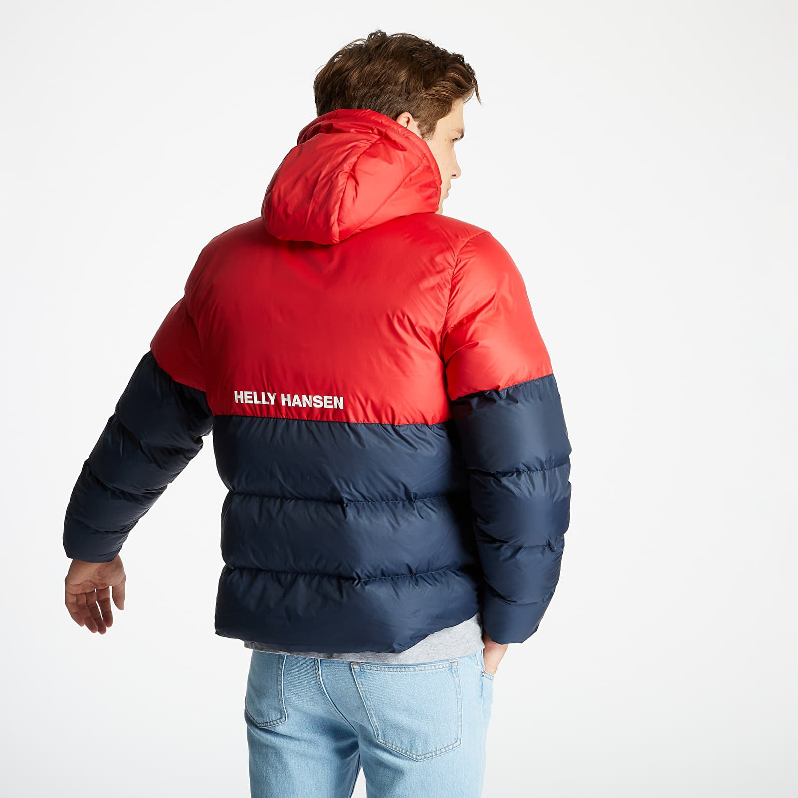 Vestes Helly Hansen Active Puffy Jacket Red