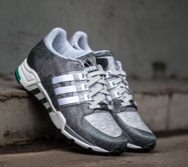 adidas Equipment Running Support Core Heather / Vintage White / Core Black