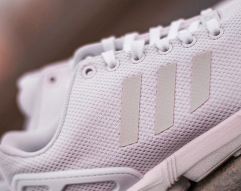 adidas ZX FLUX K Ftw White/ Ftw White/ Ftw White EUR 40
