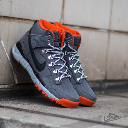 cheaper b05b1 23292 Nike Dunk High R/R x Poler Dark Grey/ Black-Wolf Grey ...