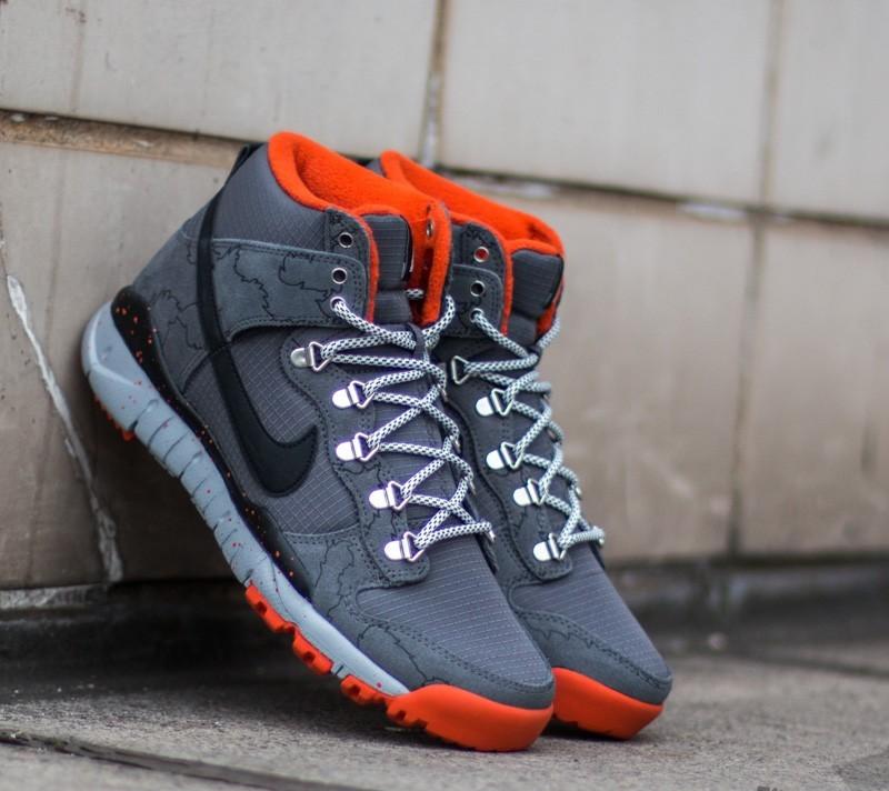 best cheap f7443 ee154 Nike Dunk High RR x Poler Dark Grey Black-Wolf Grey-