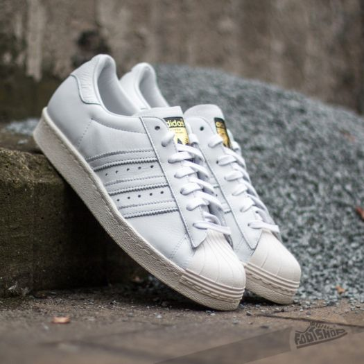 new products 242a2 06e33 adidas Superstar 80s Deluxe Ftw White/ Ftw White/ Clean ...