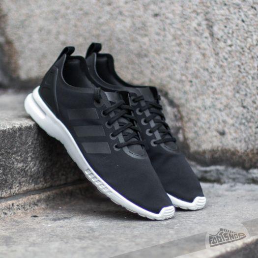 adidas ZX Flux Smooth W Core Black Core Black | Footshop