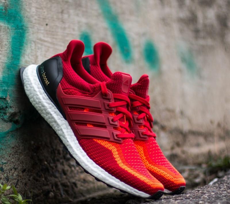 M Ultra Boost Footshop adidas Red xwaREgXn
