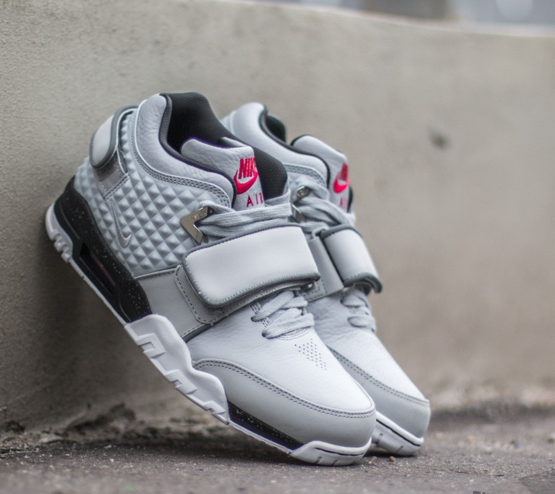 best sneakers 193db 836dd Nike Air Trainer Victor Cruz. Wolf Grey  ...