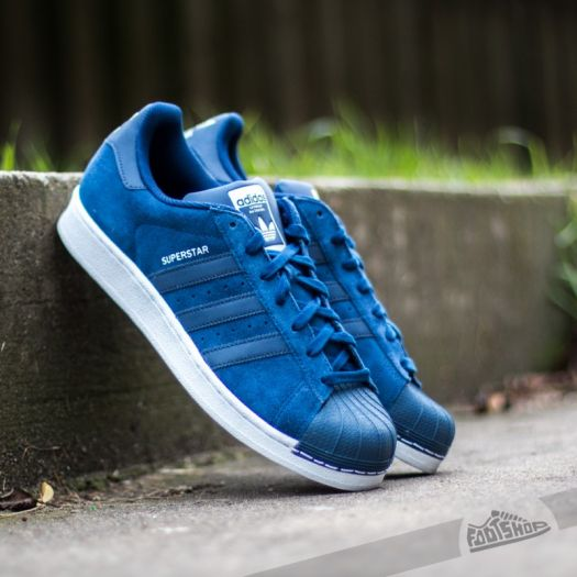 e6ba3906 adidas Superstar RT Dark Blue/ Dark Blue/ Off White | Footshop