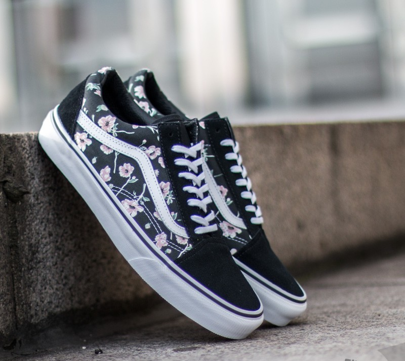 vans old skool damen retro