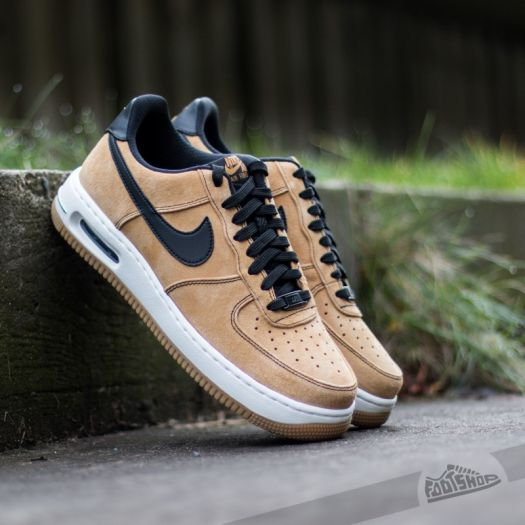 nouvelle arrivee 506d2 49fdd Nike Air Force 1 Elite Wheat/ Black- Gum Light Brown | Footshop