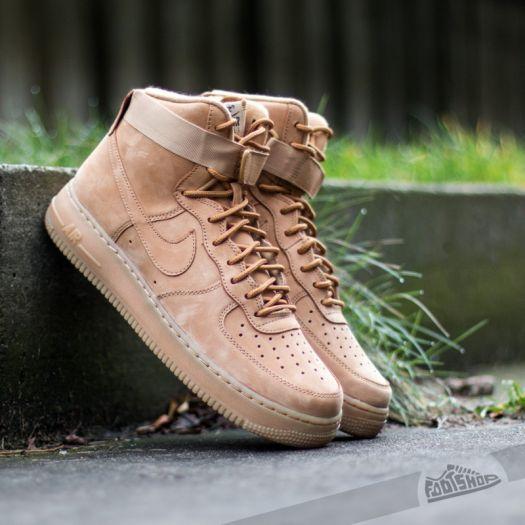 Nike Air Force 1 High ´07 LV8 Flax Flax Outdoor Green