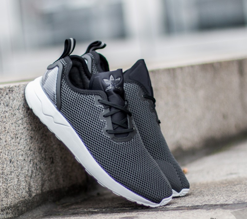 9fd701c24a5006 adidas ZX Flux ADV ASYM Core Black  Ftw White  Core Black