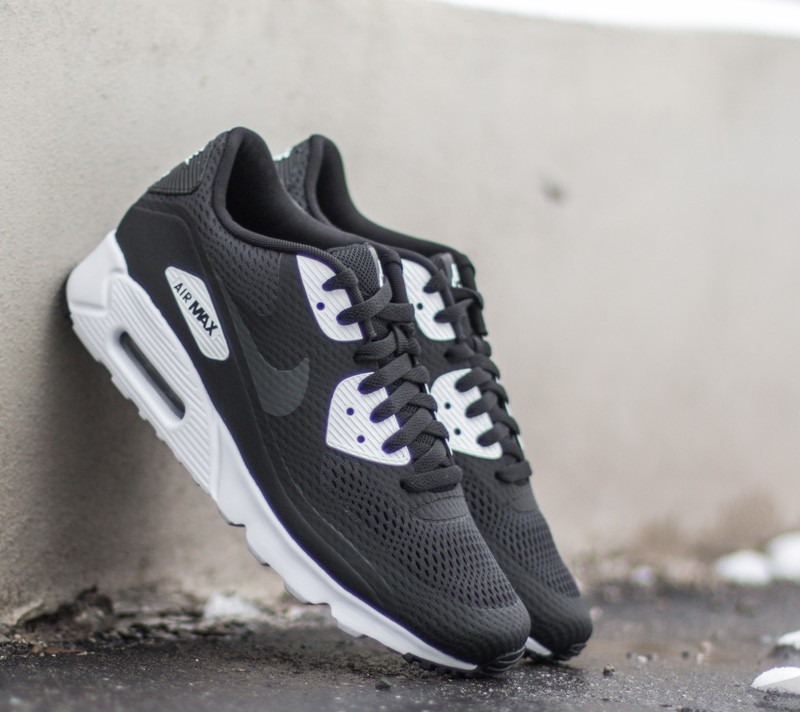more photos c02b1 d50a5 Nike Air Max 90 Ultra Essential OG Pack Black  Anthracite-White