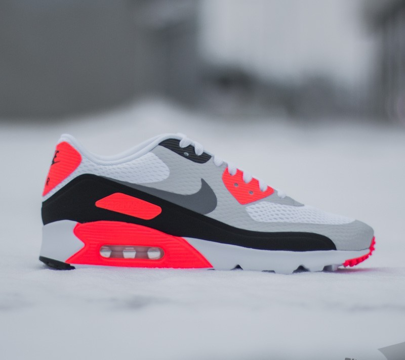 Nike Air Max 90 Ultra Essential OG Infrared White CoolGrey