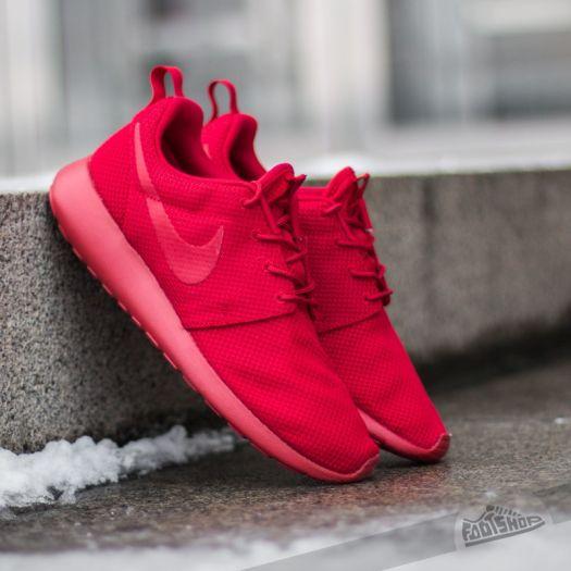 half off 96cfc e3dbe Nike Roshe One Varsity Red/ Varsity Red- Varsity Red