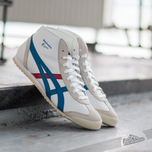 brand new c23bc 8e742 Onitsuka Tiger Mexico Mid Runner White/ Daphne | Footshop