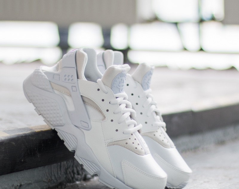Nike Wmns Air Huarache Run White/ White EUR 36.5