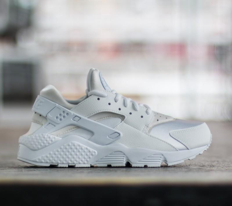 new concept 4a218 5f1a3 Nike Wmns Air Huarache Run White/ White | Footshop