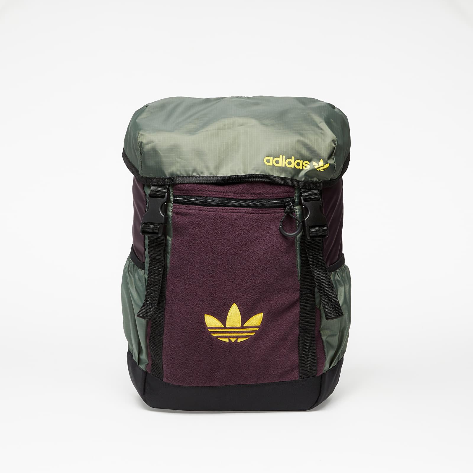 Backpacks adidas Premium Essentials Toploader Backpack Minred/ Basgrn