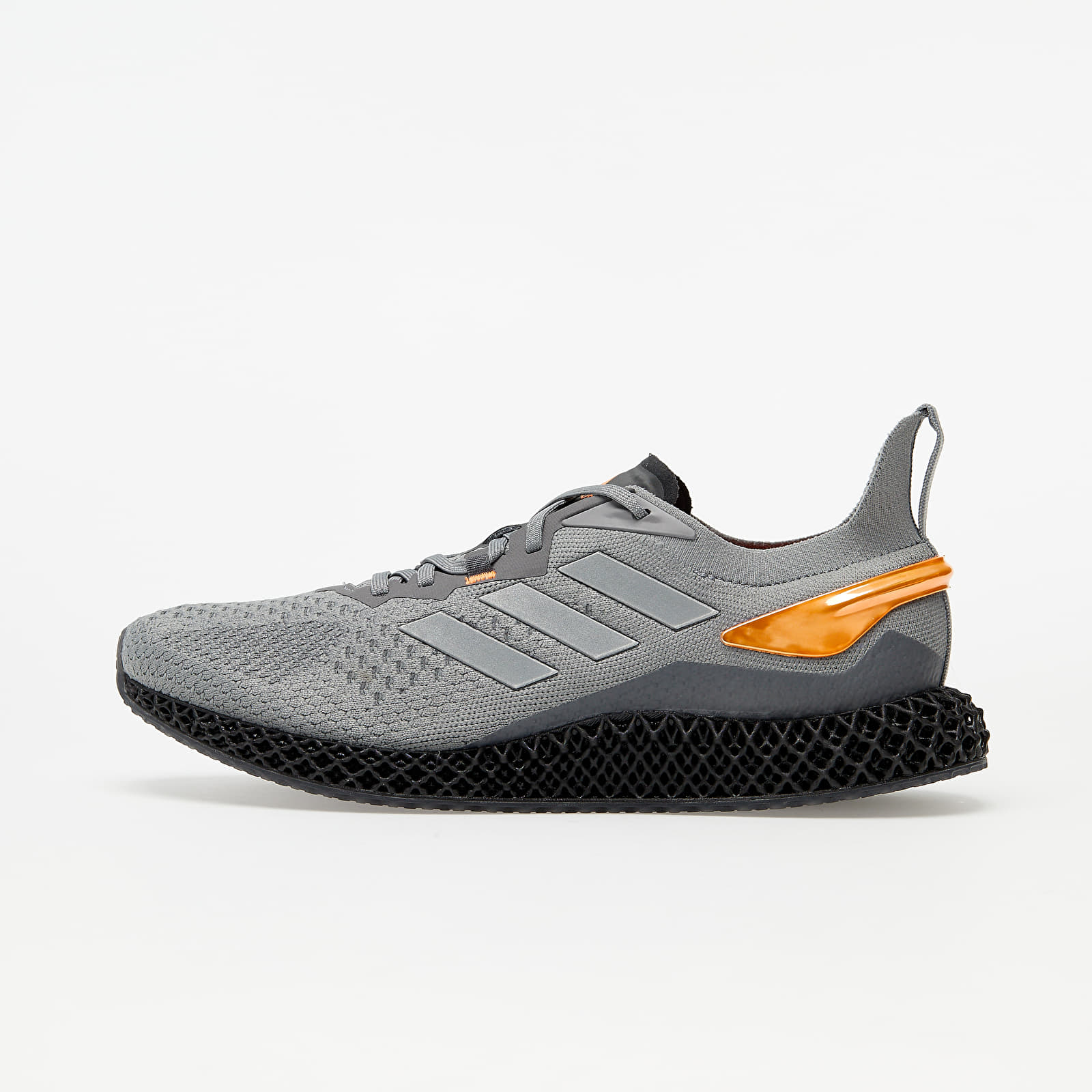 Chaussures et baskets homme adidas X90004D Grey Three/ Metalic Silver/ Signature Orange