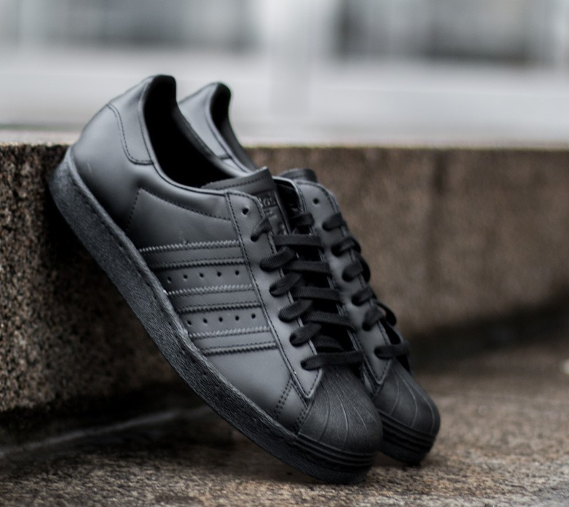 shoes adidas Superstar 80s Core Black