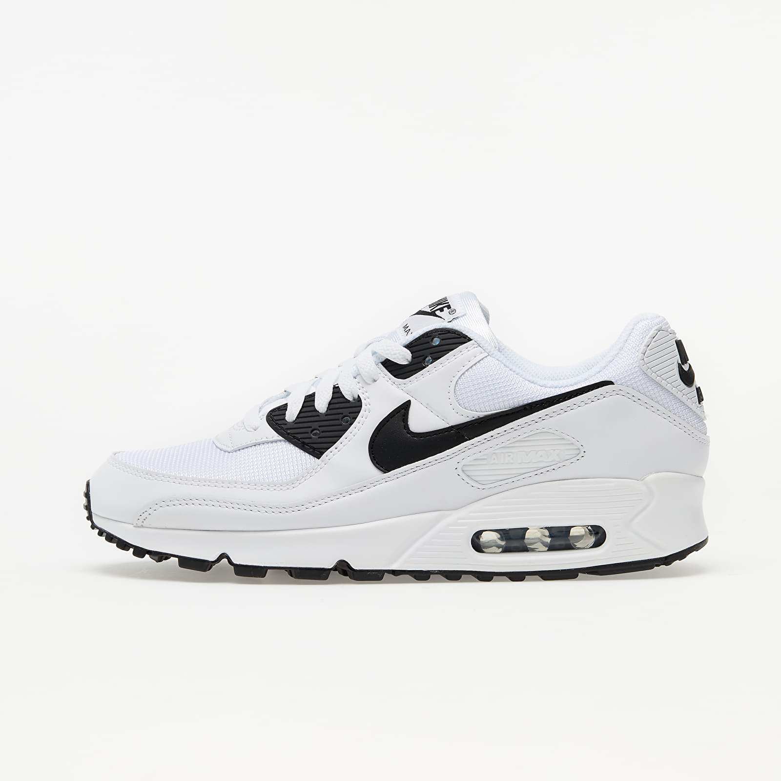 Nike Air Max 90 White/ Black-White EUR 40.5