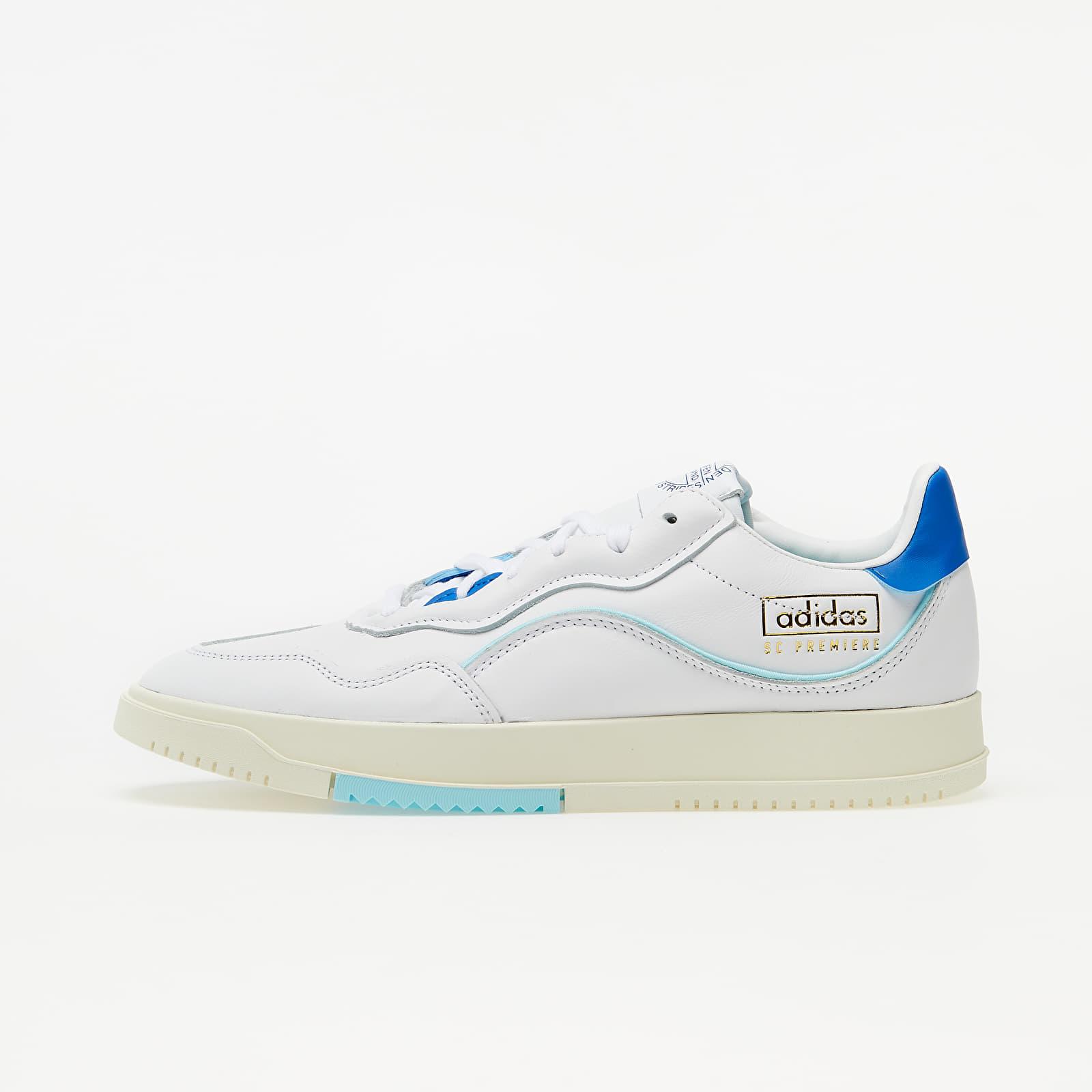 Men's shoes adidas SC Premiere Ftw White/ Blue/ Blue Zes