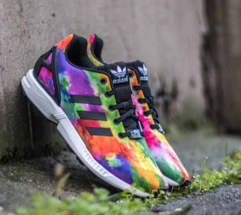 adidas zx flux rainbow The Adidas