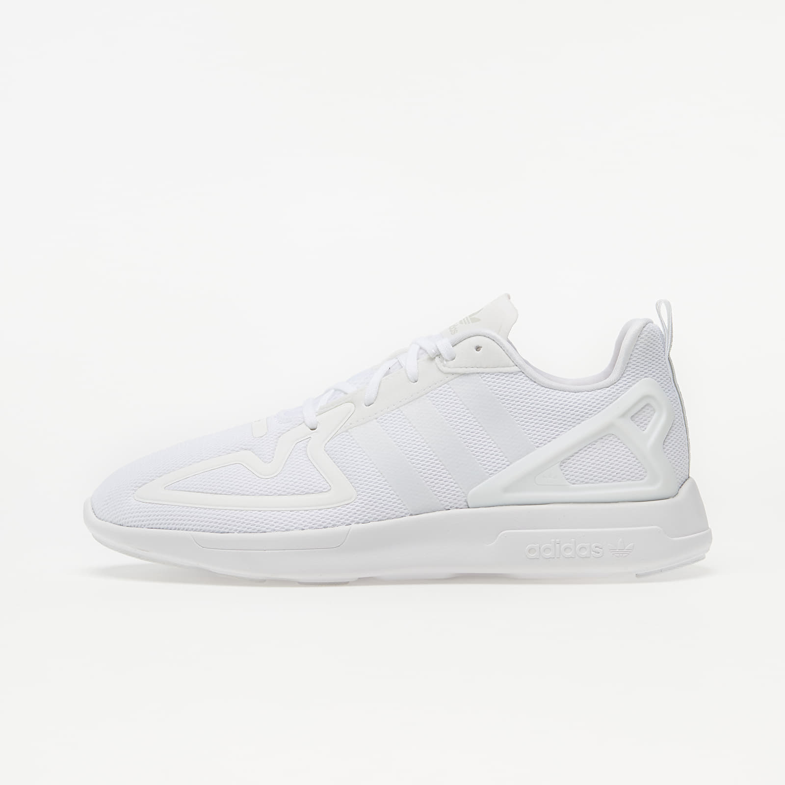 Men's shoes adidas ZX 2K Flux Ftw White/ Ftw White/ Grey One