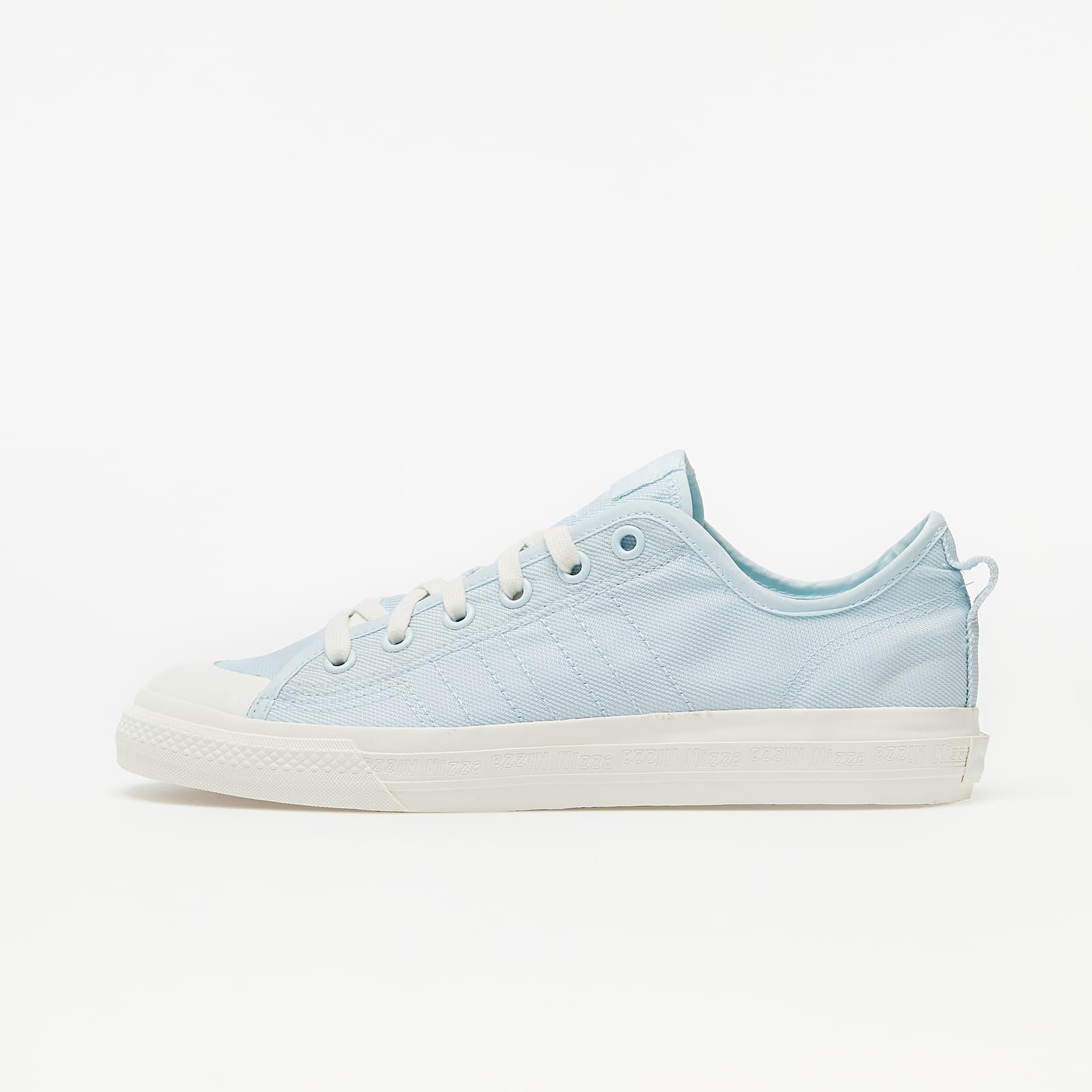 Chaussures et baskets homme adidas Nizza Rf Sky Tint/ Off White/ Core Brown